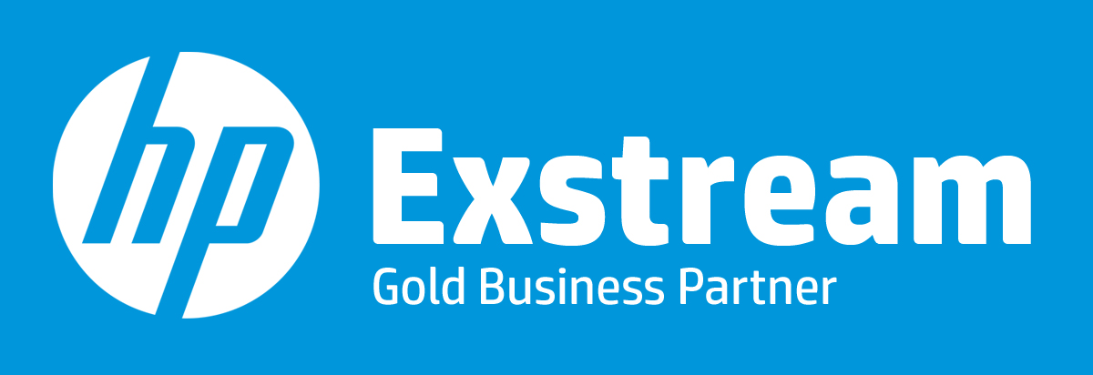 exstream partner-gold-REVERSE